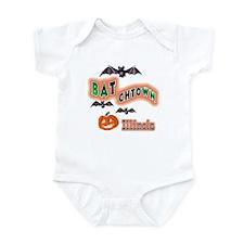 BATchtown , Illinois Hallowee Infant Bodysuit