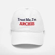 Trust Me, I'm Archie Baseball Baseball Cap