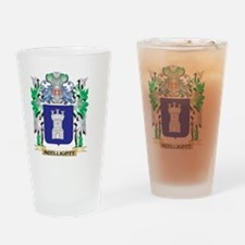 Mcelligott Coat of Arms - Family Cr Drinking Glass