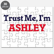 Trust Me, I'm Ashley Puzzle