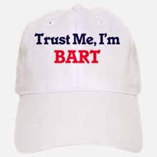 Trust Me, I'm Bart Baseball Baseball Cap