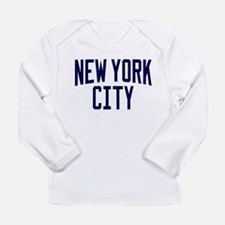 NYC Lennon Long Sleeve T-Shirt