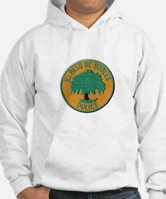 Paso Robles Police Hoodie