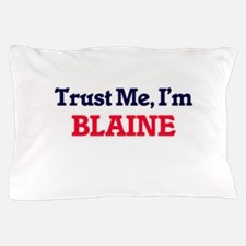 Trust Me, I'm Blaine Pillow Case