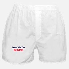 Trust Me, I'm Blaise Boxer Shorts