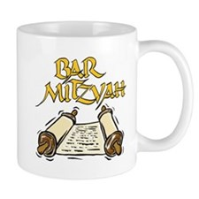 Bar Mitzvah Mug