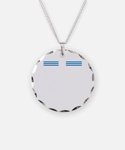 Cool Police badge Necklace