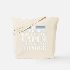 Cute Funny police Tote Bag