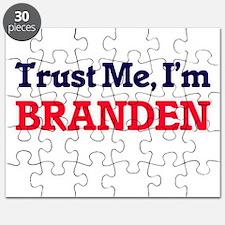 Trust Me, I'm Branden Puzzle