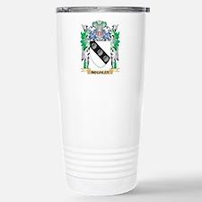 Mcginley Coat of Arms - Travel Mug