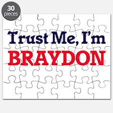 Trust Me, I'm Braydon Puzzle