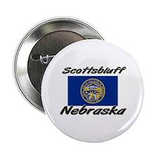 """Scottsbluff Nebraska 2.25"""" Button"""
