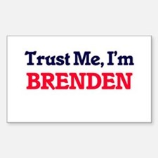 Trust Me, I'm Brenden Decal