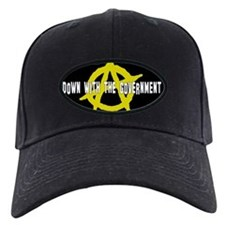 Anti-Gov't Baseball Hat