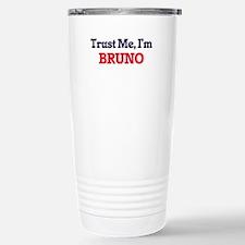 Trust Me, I'm Bruno Travel Mug