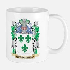 Mcgoldrick Coat of Arms - Family Crest Mugs