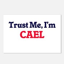 Trust Me, I'm Cael Postcards (Package of 8)