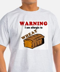 Wheat Allergy T-Shirt