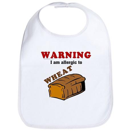 Wheat Allergy Bib