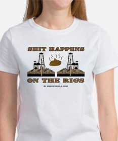 Shit Happens Women's T-Shirt
