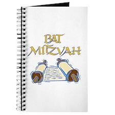 Bat Mitzvah Journal