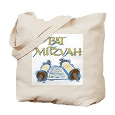 Bat Mitzvah Tote Bag