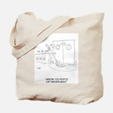 Recycling Cartoon 9265 Tote Bag
