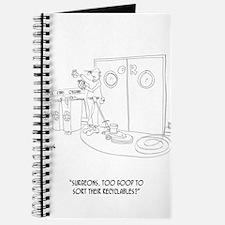 Recycling Cartoon 9265 Journal