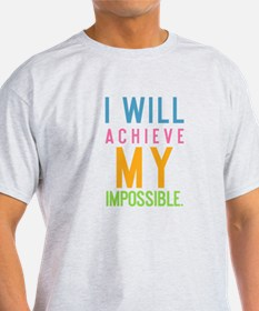 ipad I will achieve my Women's Cap Sleeve T-Shirt