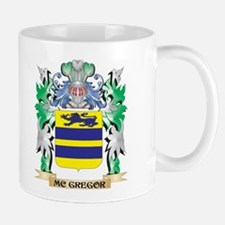 Mc-Gregor Coat of Arms - Family Crest Mugs