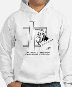 Bank Cartoon 3635 Hoodie