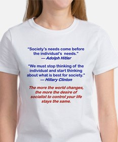 THE MORE THE WORLD CHANGES... T-Shirt