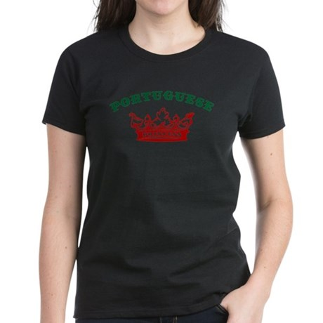 Portuguese Princess Women's Dark T-Shirt