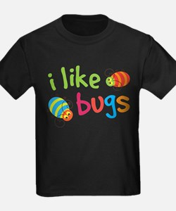 Cute I Like Bugs T-Shirt