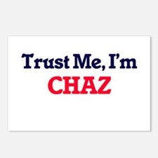 Trust Me, I'm Chaz Postcards (Package of 8)
