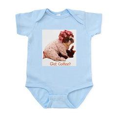 Got Coffee? Infant Creeper