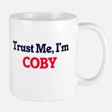 Trust Me, I'm Coby Mugs