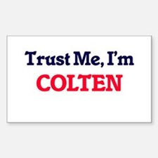 Trust Me, I'm Colten Decal
