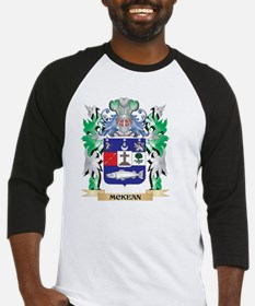 Mckean Coat of Arms - Family Crest Baseball Jersey