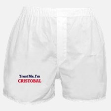 Trust Me, I'm Cristobal Boxer Shorts