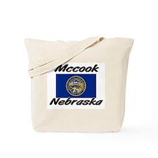 Mccook Nebraska Tote Bag