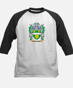 Mckenna Coat of Arms - Family Cres Baseball Jersey