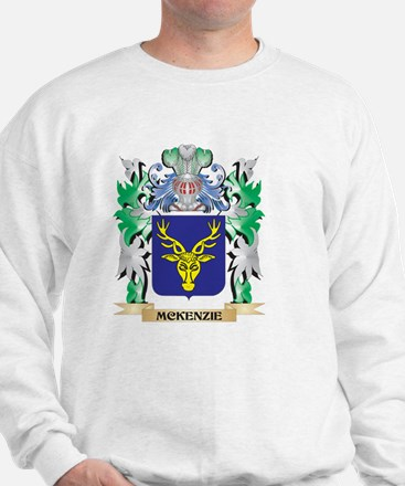 Mckenzie Coat of Arms - Family Crest Sweater
