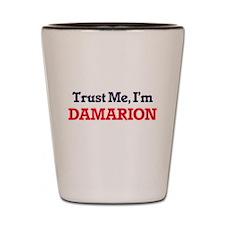 Trust Me, I'm Damarion Shot Glass