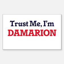 Trust Me, I'm Damarion Decal