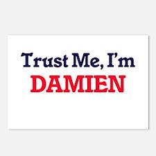 Trust Me, I'm Damien Postcards (Package of 8)