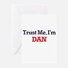 Trust Me, I'm Dan Greeting Cards