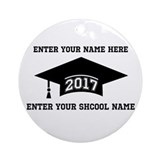 Class of 2017 Ornaments