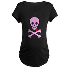 Pink Pirates Love T-Shirt