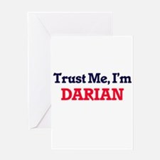 Trust Me, I'm Darian Greeting Cards